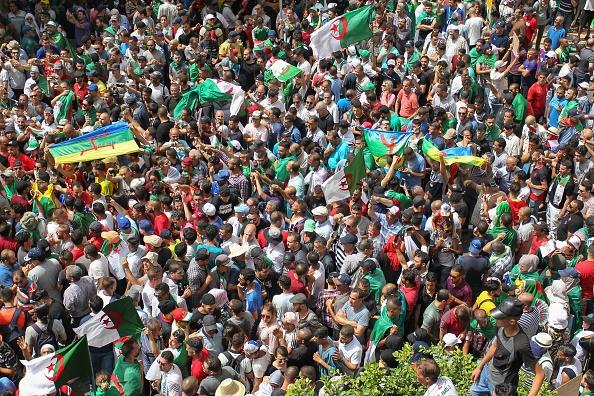 Algeria: Tightening the Screws on Protests                     #HVWProtest