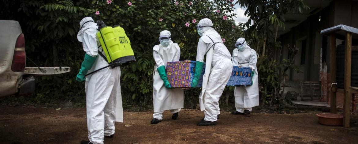 Threat to DRC journalists who cover measures to combat Ebola                            #HVWMedia