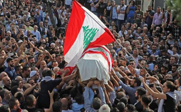 Lebanon: Only a civilian court can bring justice for the death of Alaa Abou Fakhr                    #HVWJustice