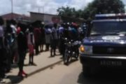 Angola: Security forces violently disperse pro-independence march                           #HVWViolence
