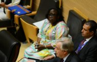 AU Summit: Guterres calls for 'collective, comprehensive, coordinated' response to challenges facing Africa                      #HVWDevelopment