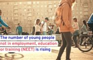 Rising number of young people excluded from jobs, education and training                   #HVWLabour