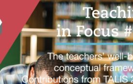 OECD: teacher well-being is key for teaching and learning                #HVWEducation
